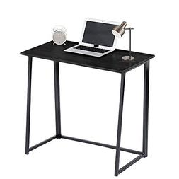 GreenForest Folding Computer Desk Small Splaces Home Office,