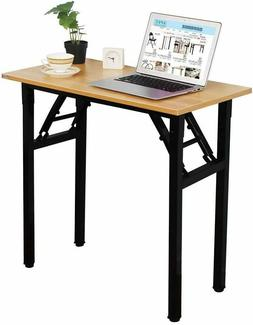 Need Folding Desk 31.5'' Training Office Meeting Table C