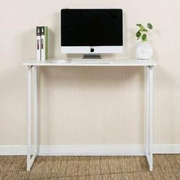 Folding Laptop Desk Computer Table Home Writing Table Stand