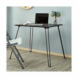 Need Folding Table AC4+CB Small Computer Desk Portable Table