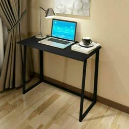 Folding Table Small Foldable Computer Desk Home Office Lapto