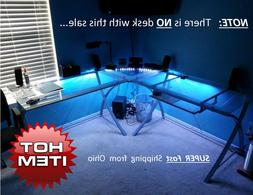 Gaming Computer Desk LED Lights - Office / Home Accent Light