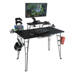 Gaming Computer Desk Table Workstation Home Office PC Laptop