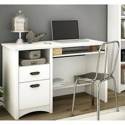 Gascony Computer Desk with Keyboard Tray by South Shore