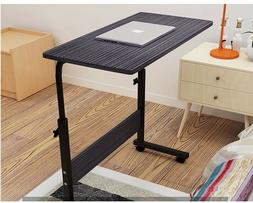 Height Adjustable Notebook Laptop Computer Desk Portable Tab