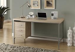 Monarch 60 in. Hollow-Core Metal Office Desk