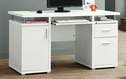 Coaster Home Furnishings 800108 Contemporary Computer Desk -