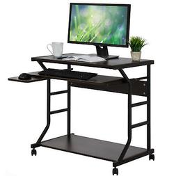 Best Choice Products 2-Tier Home Office Computer Desk Workst