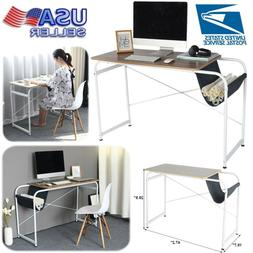 Home Office Computer Desk Laptop PC Study Modern Table W/Clo