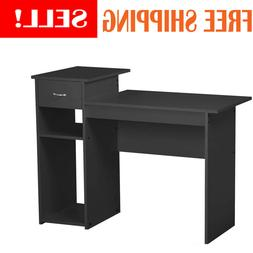 Home Office Computer Desk With Drawers Hutch Multipurpose St