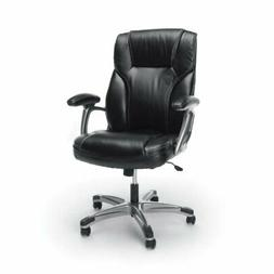 Home Office Computer Executive Arm Chair OFM Essentials High