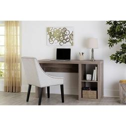 Home Office Desk Student Laptop Computer Work Desks Rustic S