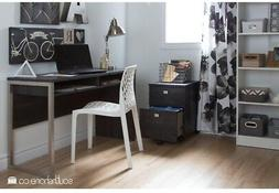 South Shore Interface Desk, Multiple Finishes