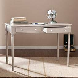 Southern Enterprises Janice 2 Drawer Writing Desk