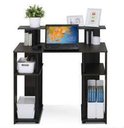 Computer Writing Office Wood Desk Table Home Workstation Fur