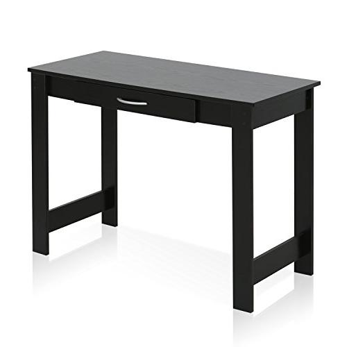 Furinno 15108BKW Writing Desk