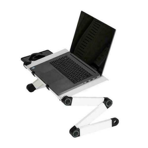 Desk Laptop Tray Stand