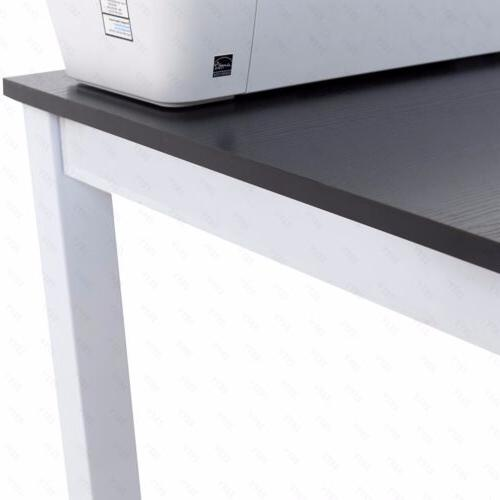 "43"" PC Table Study Workstation"