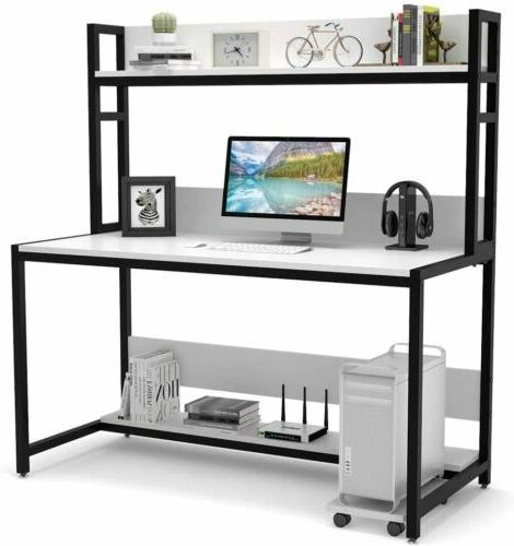 Tribesigns Inches Computer Desk White US