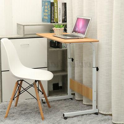 80x40cm rolling computer desk table study home