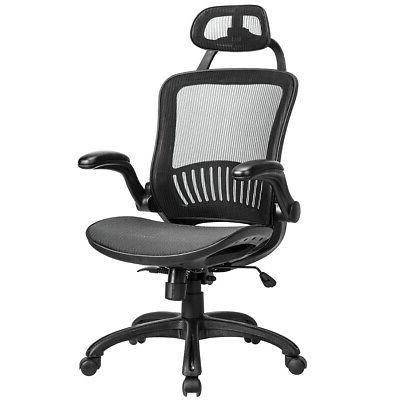 Bestmassage High Back Adjustable Mesh Home Office Chair
