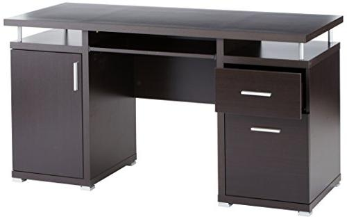 Computer with Drawers Cabinet