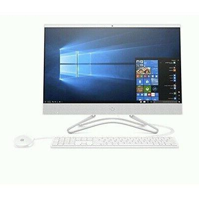 HP 24-inch All-in-One Computer, Intel Pentium Silver J5005,