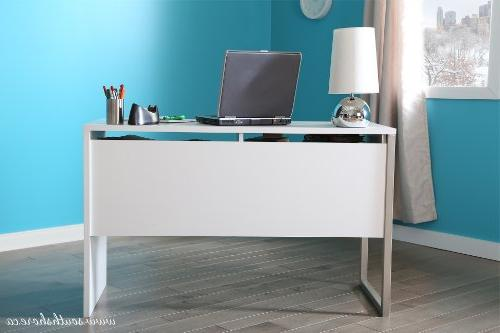 Interface Desk – Metal – Storage for and Tablet -