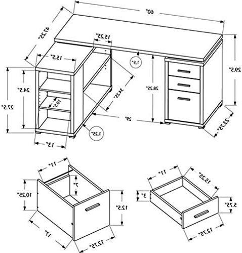or Facing Desk,