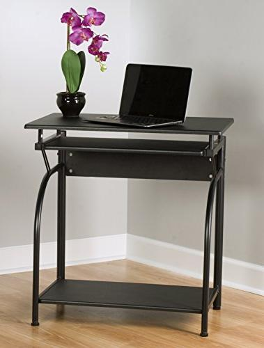 OneSpace Computer Desk with Keyboard Tray