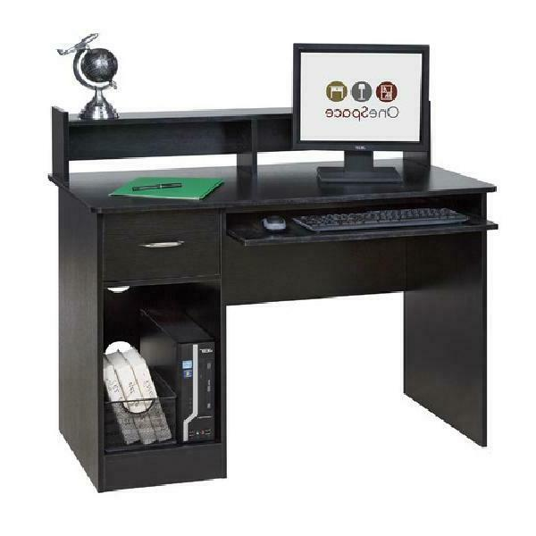 Onespace - Workstation Desk - White