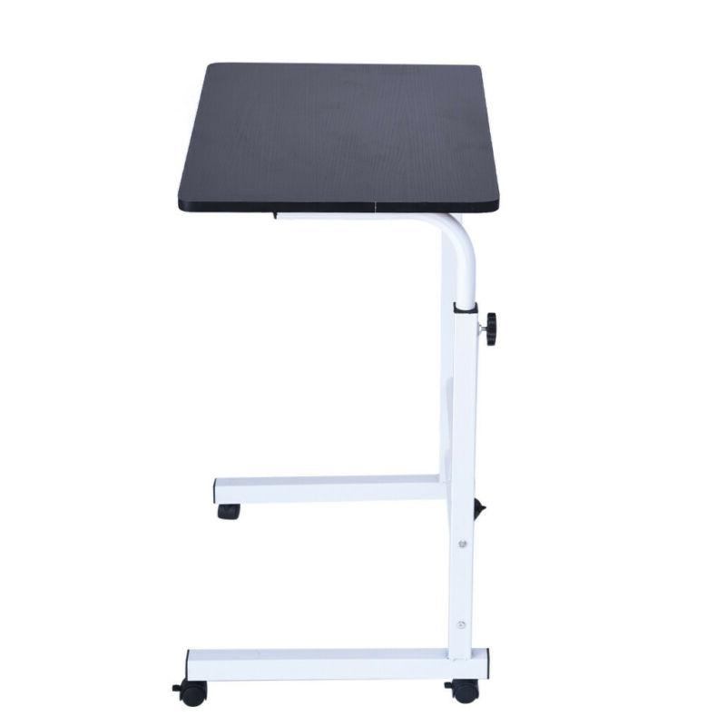 Protable Height Laptop Table Stand Computer Desk Sofa Side