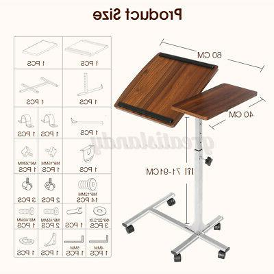 Adjustable Laptop Table Desk