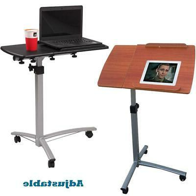 adjustable height stand up laptop table lift