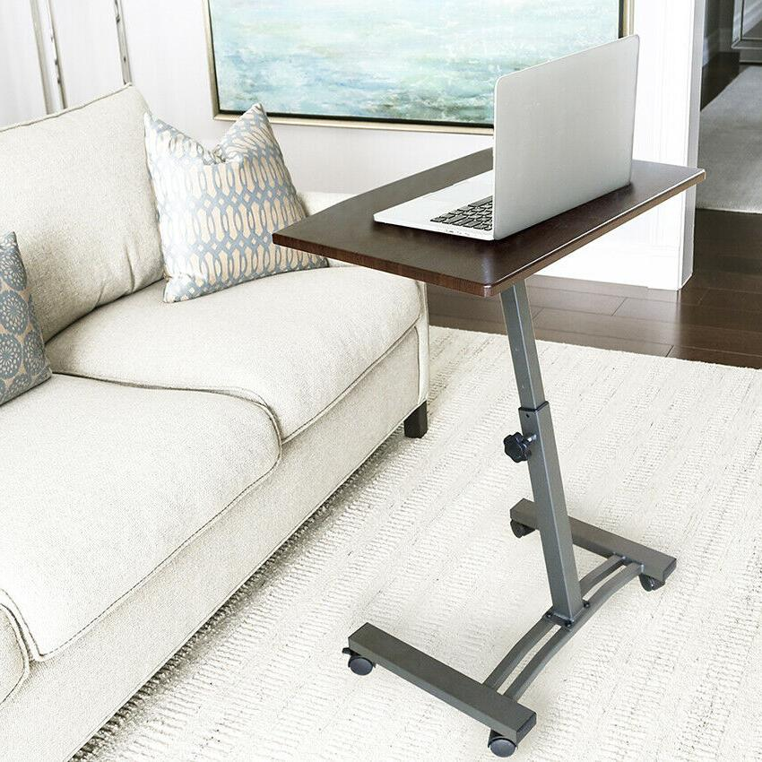 SEVILLE LAPTOP COMPUTER CART HEIGHT-ADJUSTABLE