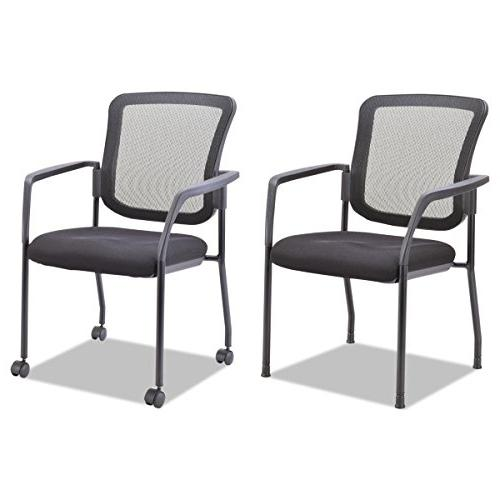 aleel4314 mesh guest stacking chair
