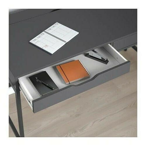 Office Computer Workstation Table GRAY