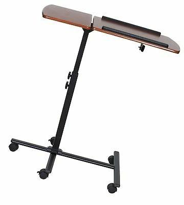 OneSpace Angle and Adjustable Mobile Desk,