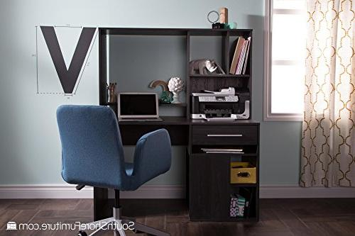 South Shore Annexe Home Office Computer Desk, Finishes