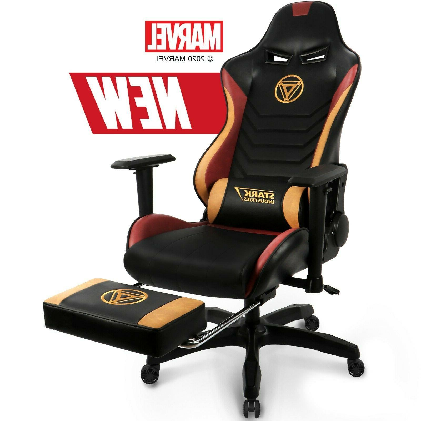 avengers gaming chair desk office computer racing