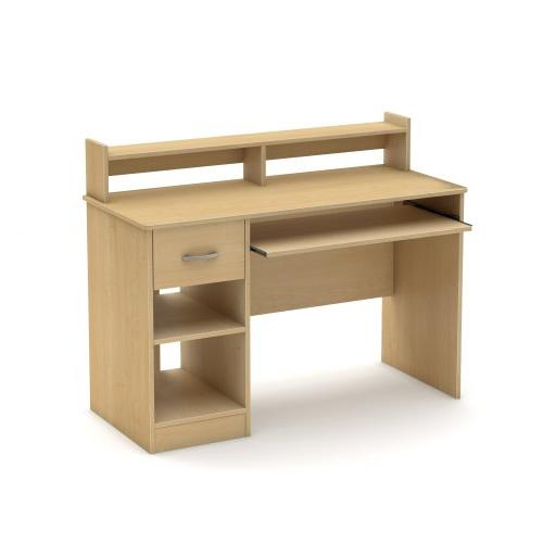 South Axess 42W in. Desk - Natural