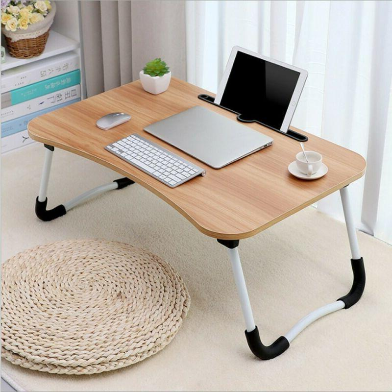 bed table laptop desk simple dormitory lazy