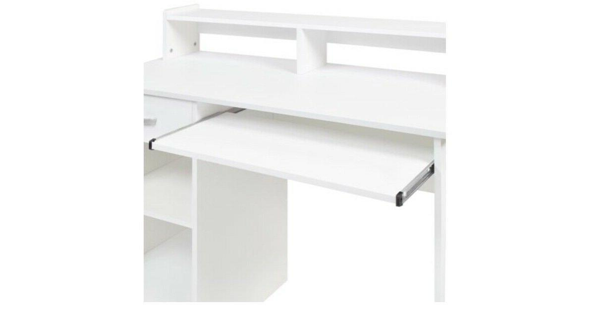 Best Choice Products Home Laptop Station Desk Table w/