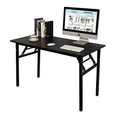 computer desk 47l15 7w foldable table