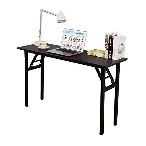 computer desk 47l15 7w foldable