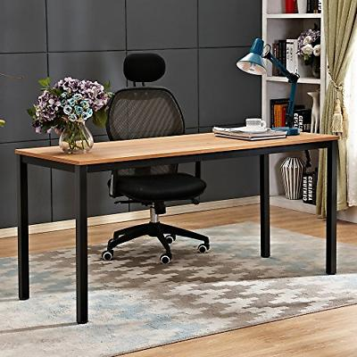 "Need Computer 63"" Large Desk Writing Desk with Certification"