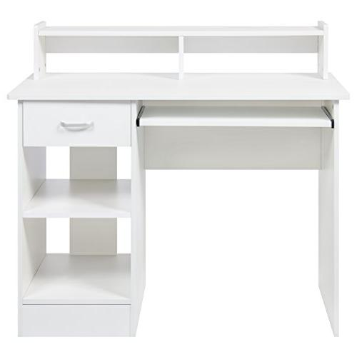 Best Choice Laptop Table for Home, Office White