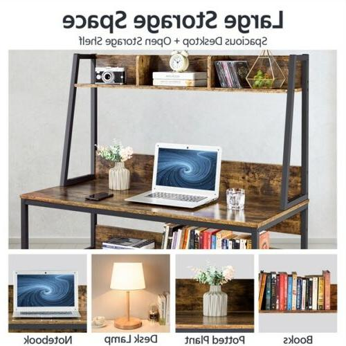 Computer Home Workstation Table with