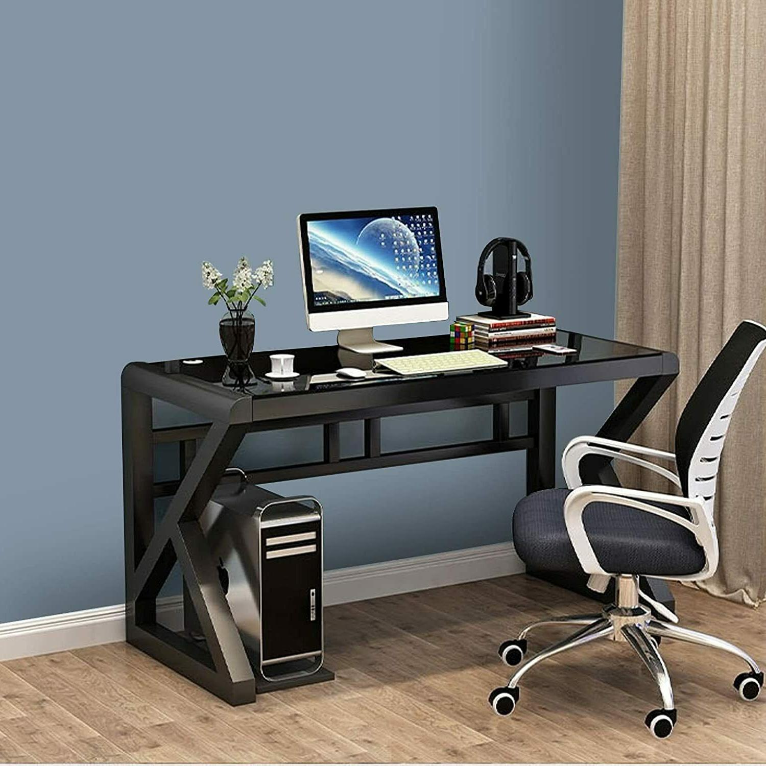 Computer Desk Laptop Gaming Table Study