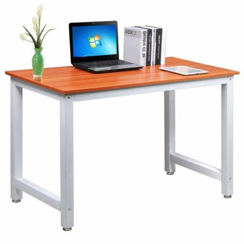 Computer Desk PC Table Metal Study Furniture